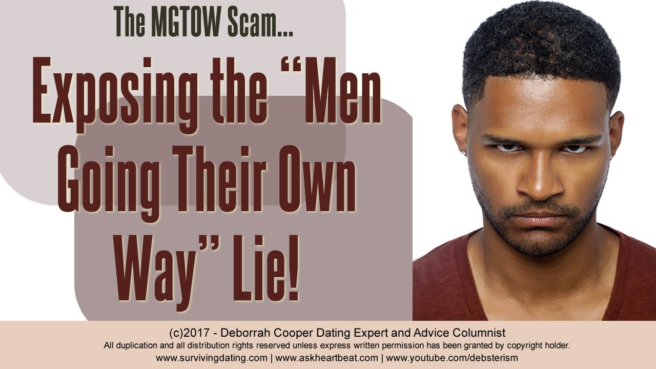 "mgtow dating sites Mgtowcom an article on return of the kings, a site owned by roosh varek, an american blogger known for his controversial writings and advice on the pickup community, deemed mgtow the ""creeping cult of male loserdom"": ""men going their own way will never appeal to anything more than the rejects of american society because it's a philosophy that denies the fundamental nature of human."