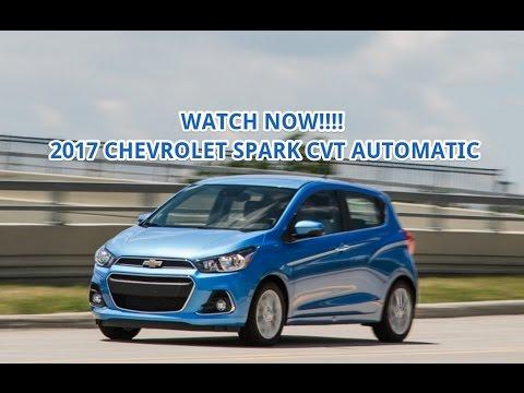 Hot News Chevrolet Spark Cvt Automatic Youtube