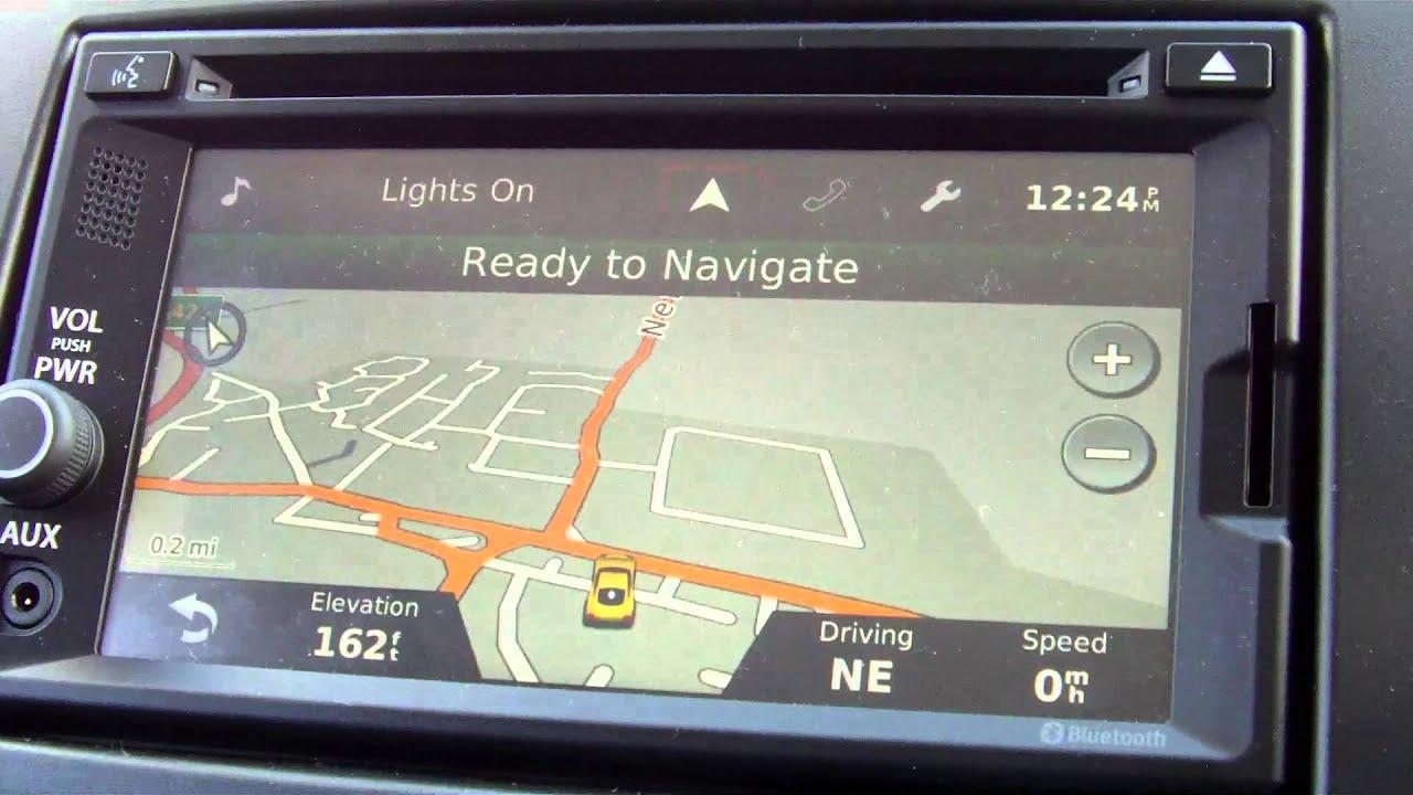 Suzuki Ignis Sat Nav Instructions