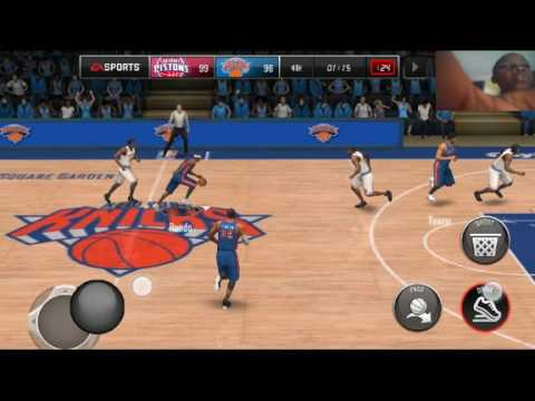 New Legends NBA Live Mobile Bob Mcadoo Reggie Lewis