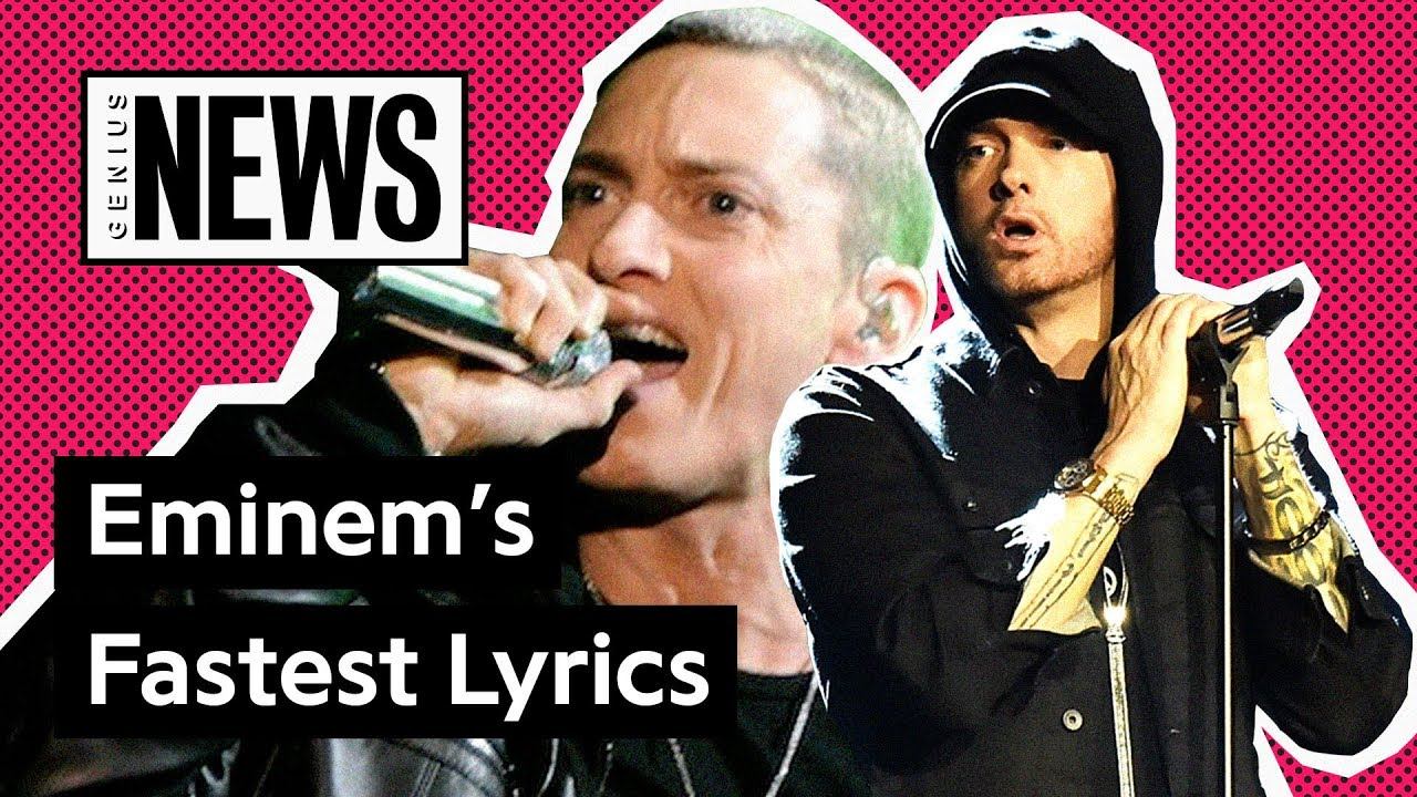 eminem-s-fastest-rhymes-genius-news