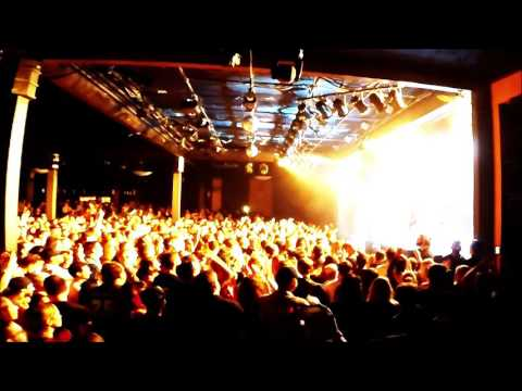 The KILLERS LIVE @ The Commodore Ballroom Vancouver montage