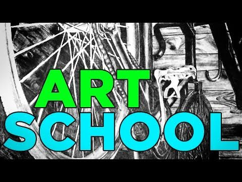 So You Want to Go to Art School