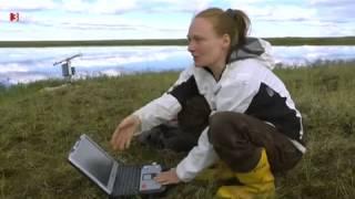 3sat nano : Permafrost gefährdet