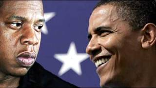 *NEW* Jay Z - My President is Black Remix! (DC MIX) DIRTY (HD) High Quality  - OBAMA!!