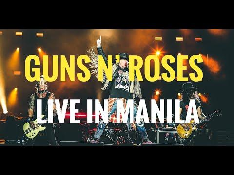 Guns N' Roses – Slash Guitar Solo / Godfather Theme