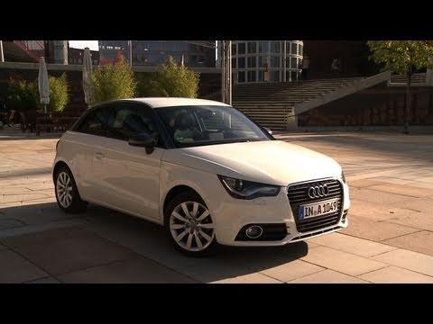 Test: neuer Audi A1 1.2 TFSI 2011