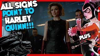 "All Signs Point to HARLEY QUINN!!! Gotham Season 3x20 ""Pretty Hate Machine"" REVIEW"