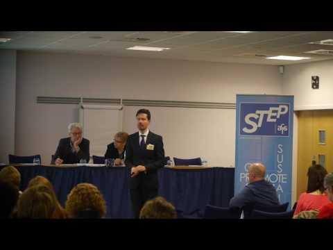 Graeme Logan – Keynote: Scottish Attainment Challenge