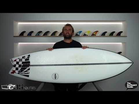 JS Industries Black Baron Twin Fin + FCS Power Twin Review - The Surfboard Guide