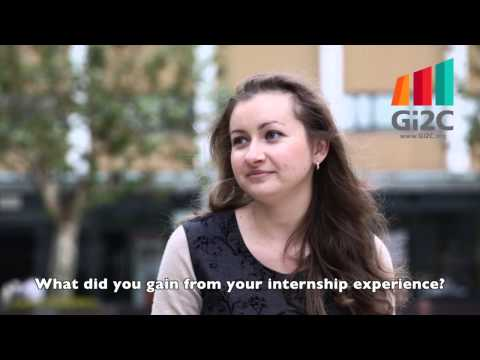 Gi2C Intern Kate, Finance Internship in Shanghai, China