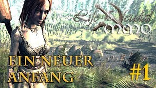 Let's Play Life is Feudal MMO #1: Ein neuer Anfang – Wanda und die Walliser (Open Beta)