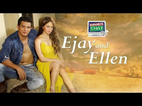Kapamilya Chat with Ejay Falcon & Ellen Adarna for Pasion De Amor