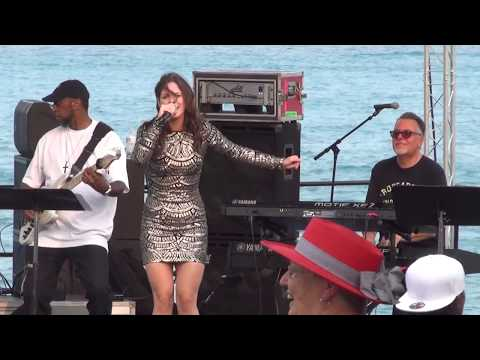 Lindsey Webster - Live - Detroit (St. Clair) - Somewhere Over The Rainbow / Ain't Nobody 2018aug18