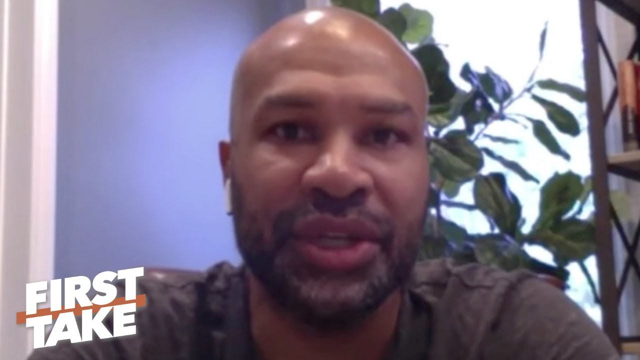 Derek Fisher shares his fondest memory of playing with Kobe Bryant | First Take