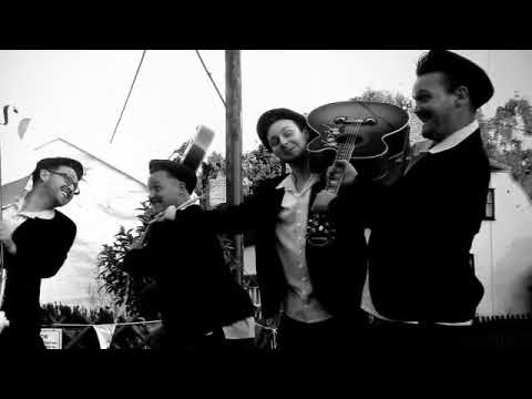 THE BLACK CAPS - Wild One - Jerry Lee Lewis Cover