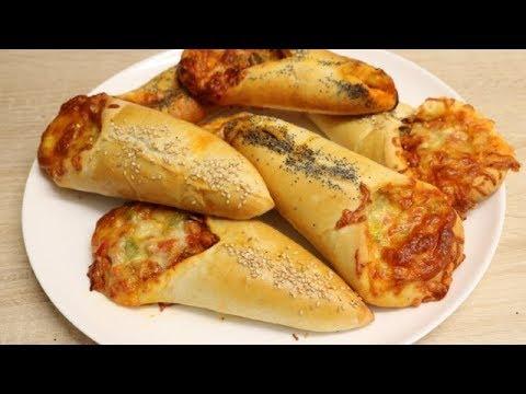 Pizza Babouche Au Poulet Facile Cuisinerapide Youtube