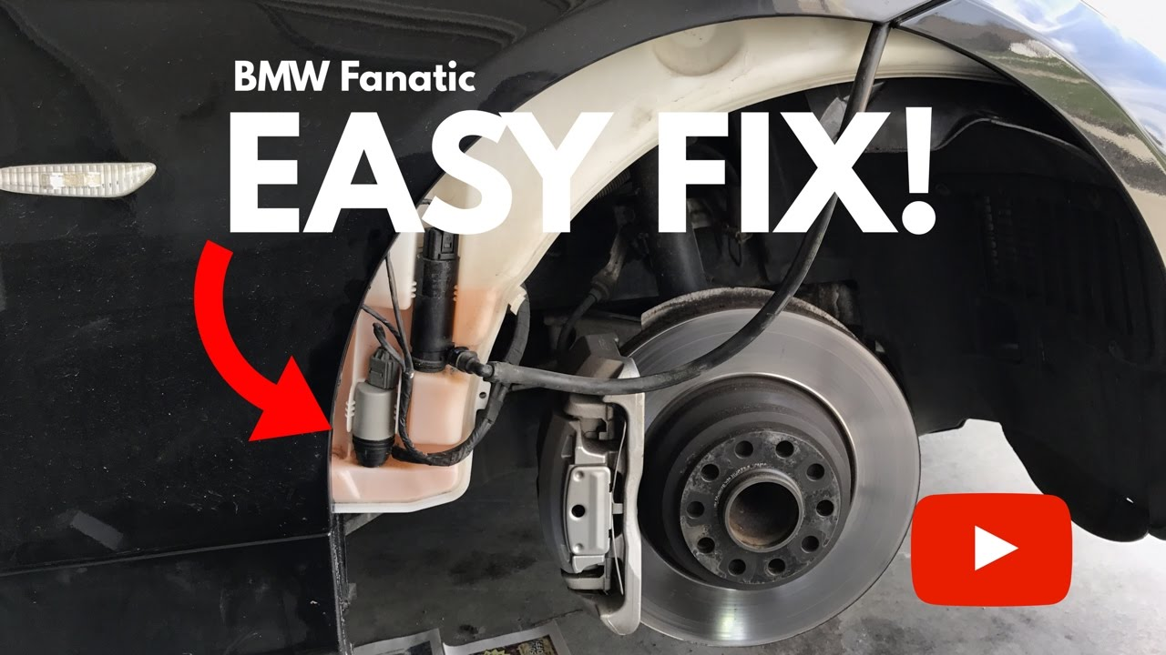 2013 Bmw 328I Windshield Replacement Cost bmw e90 washer fluid tank $5 fix!!
