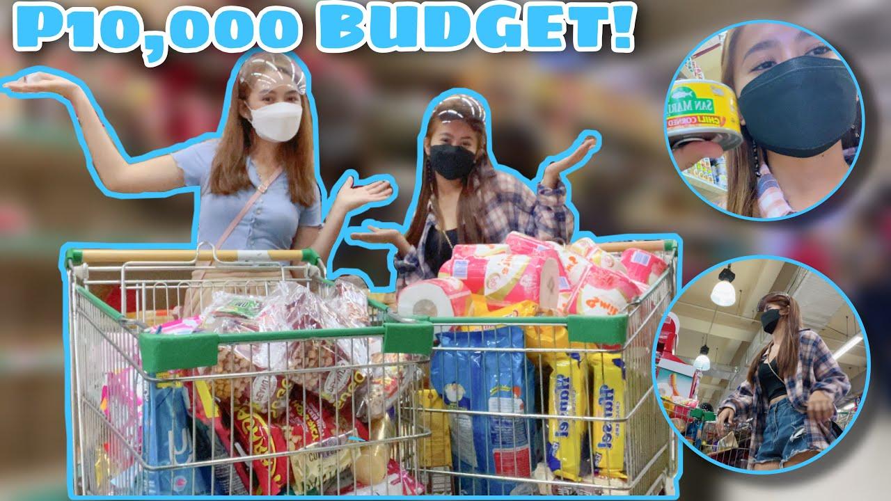 Download Grocery Shopping With Me! | 10,000 Pesos Budget! | Sai Datinguinoo