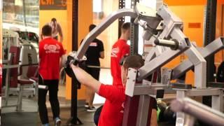 Открытие нового Sport Life в Луцке Фонд Тільки разом