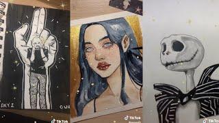art compilation /tiktok/