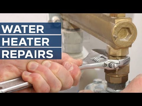 How To Fix Water Heater Problems | Sears
