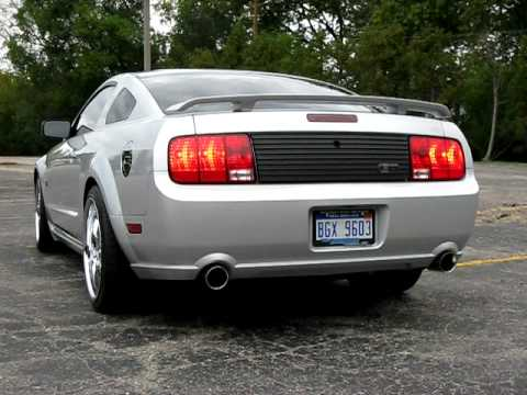 2006 Mustang GT - Heads, Cams, Kooks LT Headers, Borla Exhaust - Idling