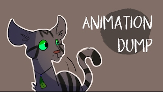 Animation Dump & MAP wips