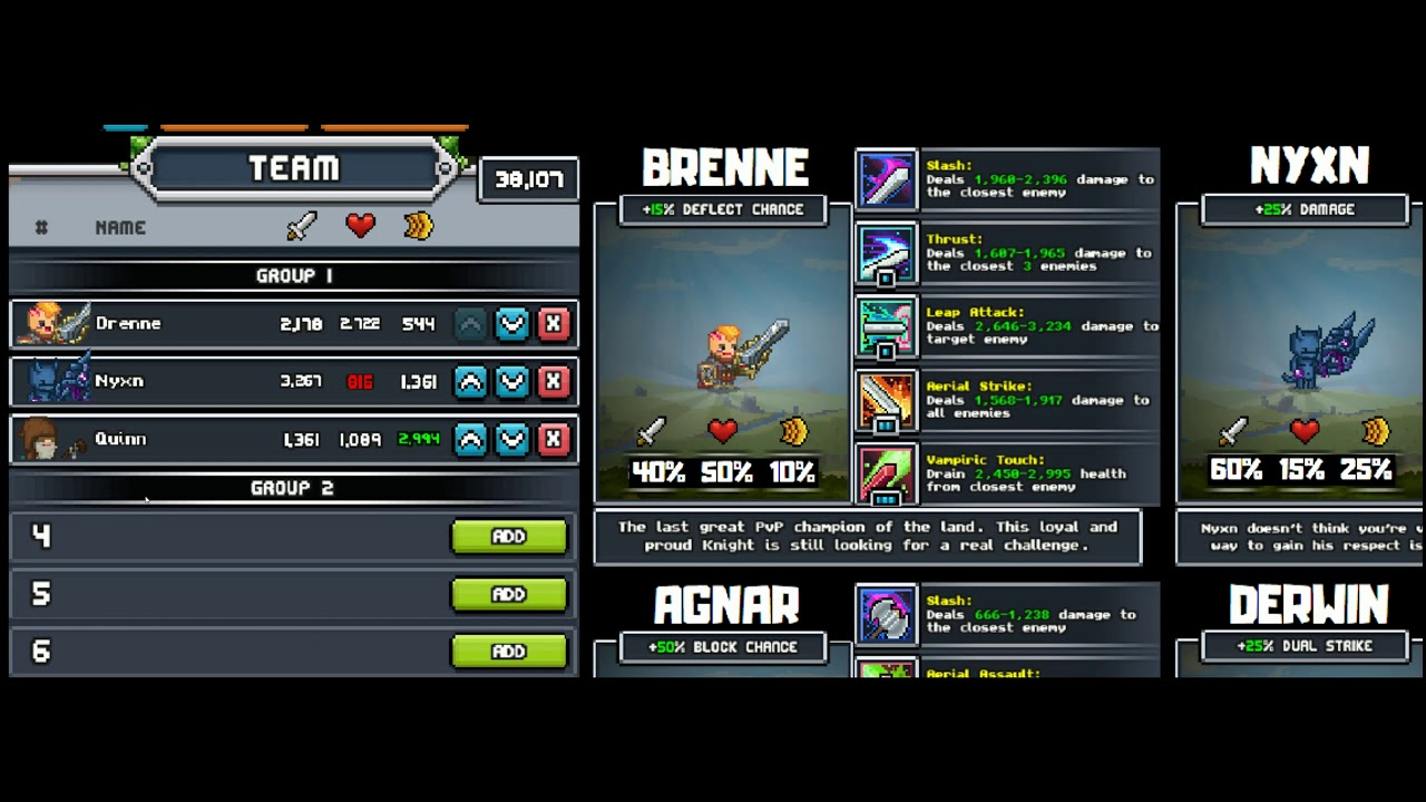 Bit Heroes Guide >> Bit Heroes Invasion Guide The Basics
