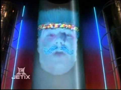 Mighty Morphin Power Rangers - The Wedding - Zordon's Makeover (Alpha 5)