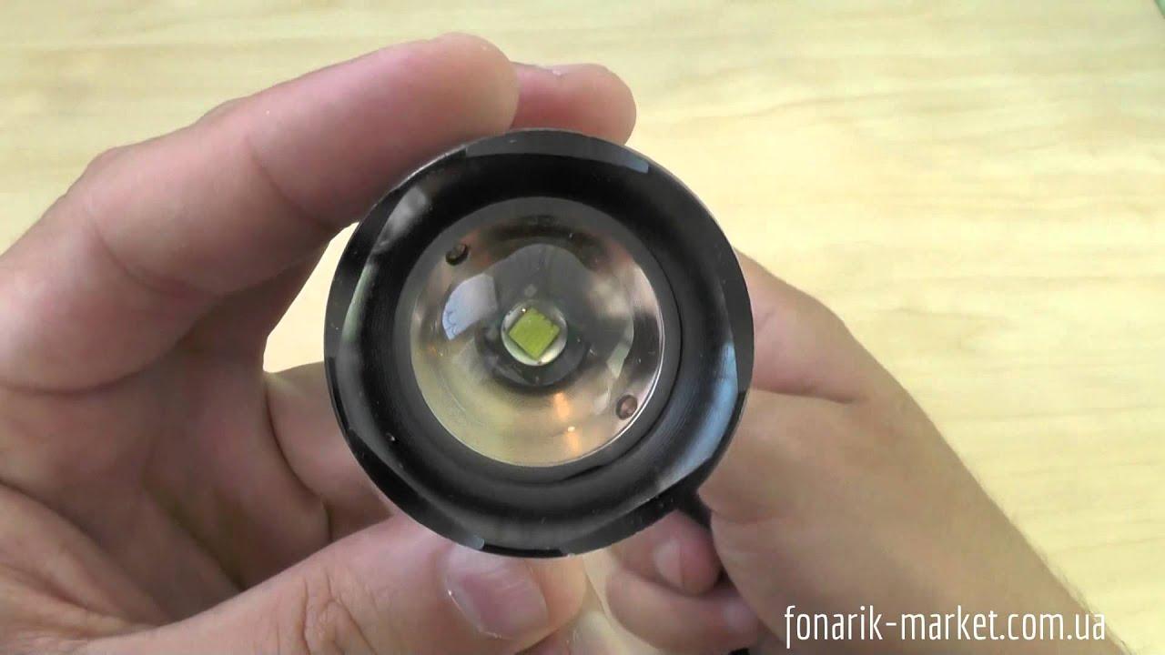 Подствольный фонарик & зелёный лазер (2in1 комбо тактический .