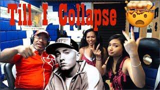 Eminem - Till I Collapse (Lyrics) Producer Point Of view
