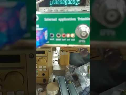 GPSDO 10MHz GPS Disciplined Clock/ 3 xsine and 3x square wave 10 MHz  Standard Clock Oscillators