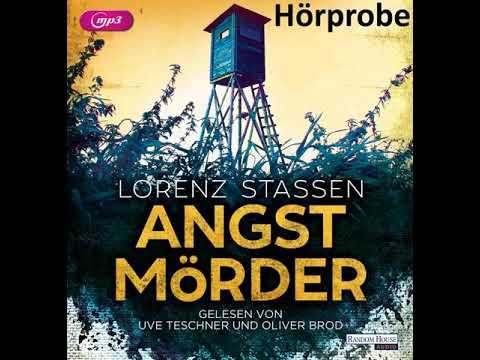 Angstmörder YouTube Hörbuch Trailer auf Deutsch