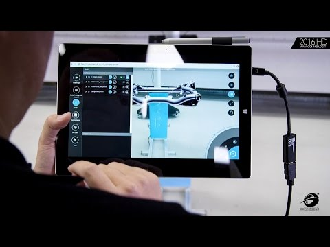 Mercedes-Benz FACTORY 4.0 | AUGMENTED REALITY