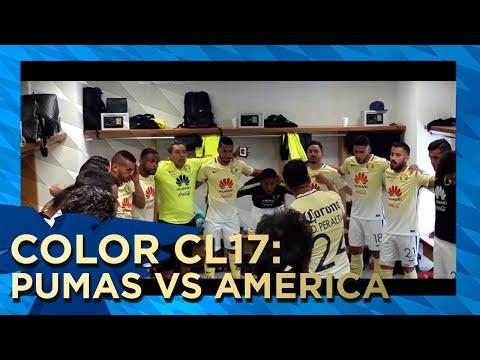 Color Pumas vs América | Jornada 11 Liga MX Clausura 2017 | Pumas 2-3 América