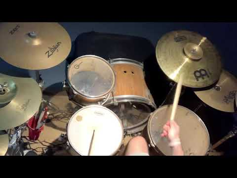Bowling For Soup - Alexa Bliss - Drum Cover - First Play Through