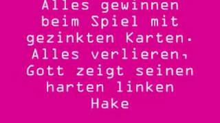 Peter Fox Haus am See Lyrics