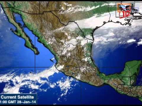 Cancún Clima Favorecedor Para Q.Roo, Continúa Frio En El Norte Del País
