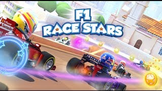 F1 Race Stars Out Now on the App Store