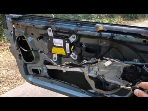 How to Diagnose Power Window Problem BMW E36 - YouTubeYouTube