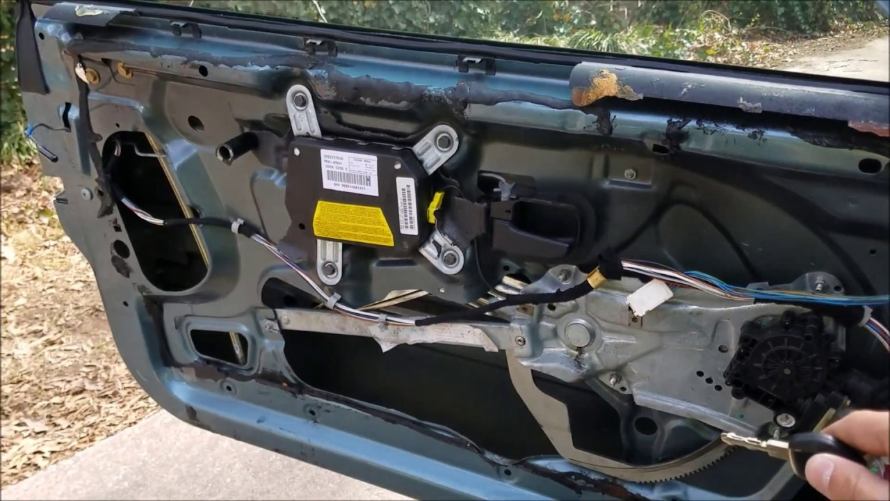 how to diagnose power window problem bmw e36 [ 1280 x 720 Pixel ]