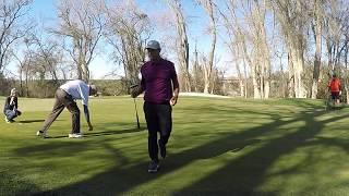 Tiger Woods, Talking Trash to Jason Dufner