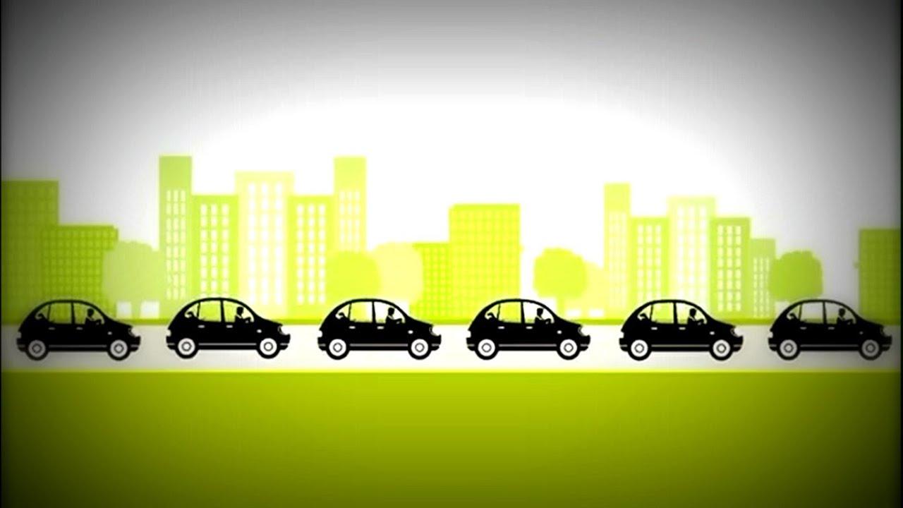 Sustainable IITD | Car Pooling Initiative - YouTube