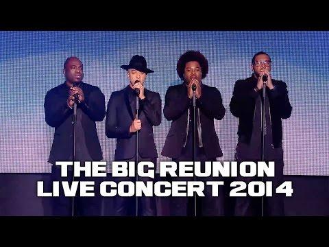 DAMAGE - I'LL BE LOVING YOU FOREVER (THE BIG REUNION LIVE CONCERT 2014)
