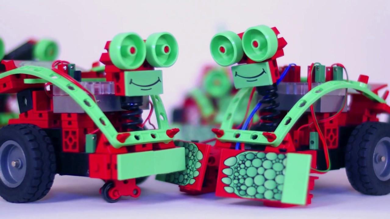 Fischertechnik Fischertechnik robotics Mini bots