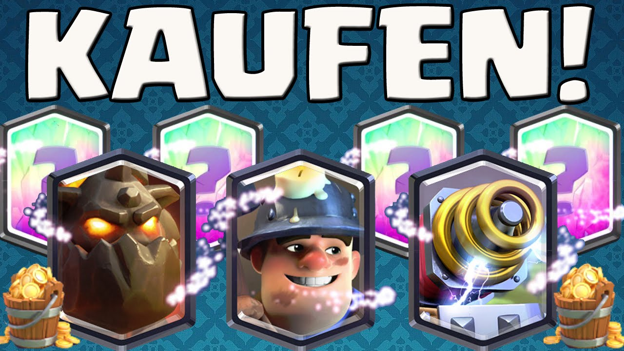legend re karte kaufen clash royale let 39 s play cr deutsch german hd youtube. Black Bedroom Furniture Sets. Home Design Ideas