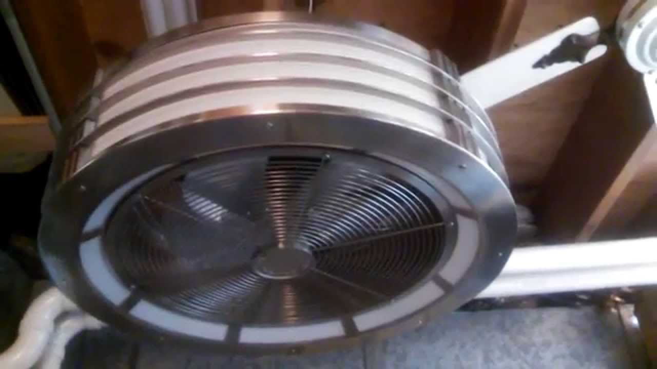 Fanimation Beckwith Ceiling Fan Model Fp7964bn Youtube