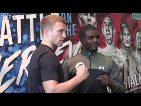 Tom Farrell & Ohara Davies Face to Face + a chat With Fazza