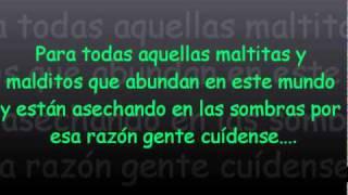 Maldita - Nabori sabor band JJavier Salsa